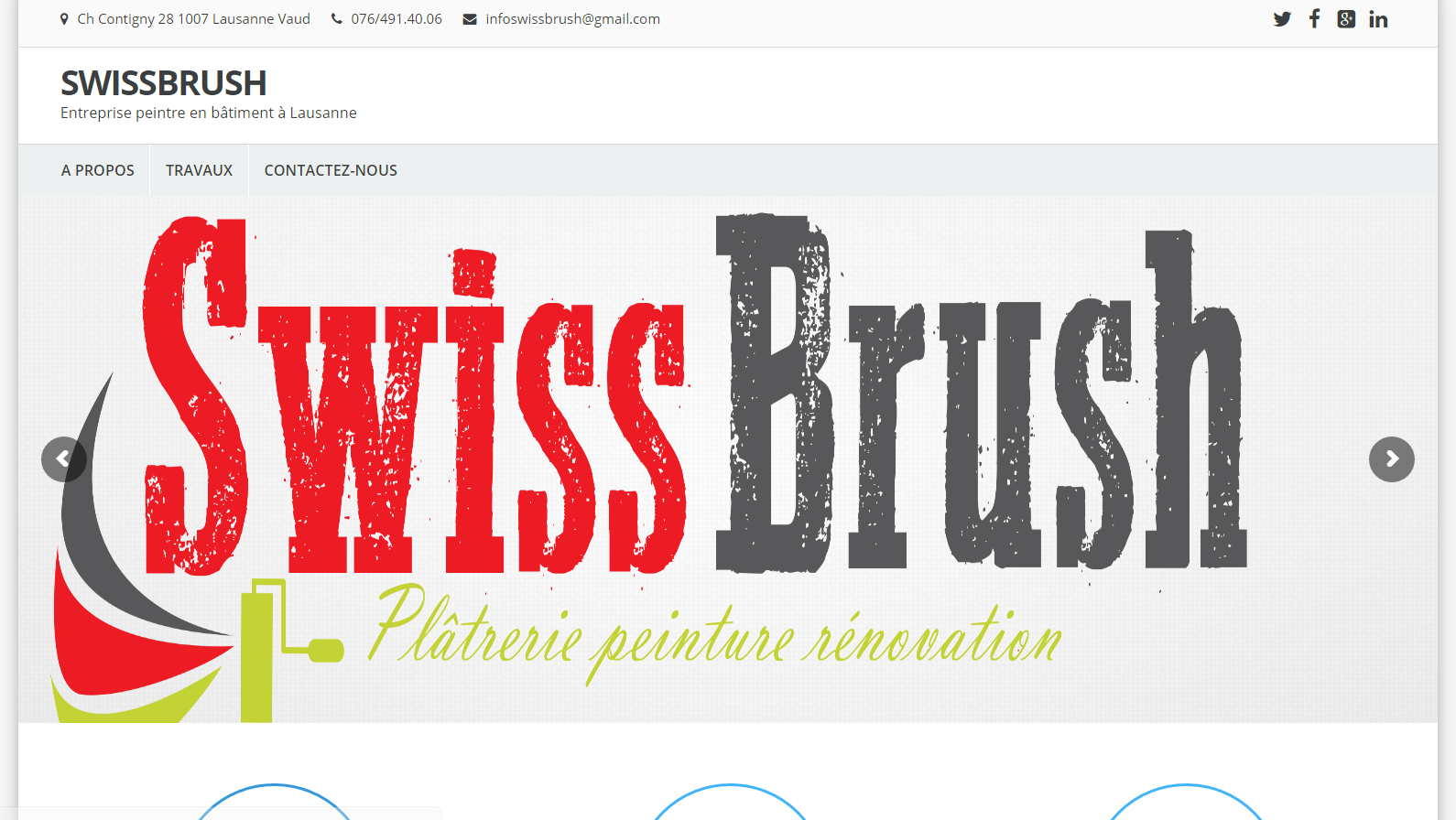swiss brush