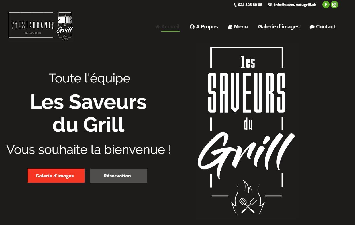 Les Saveurs du Grill