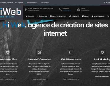 Dark mode sur Google Chrome