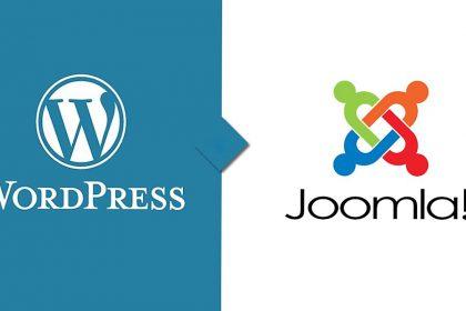 Comment faire la migration d'un site Joomla vers WordPress ?