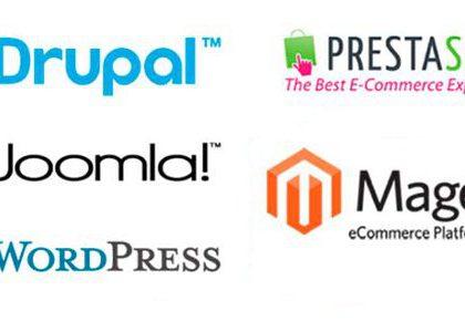 Quel CMS choisir pour vos boutiques en ligne ?